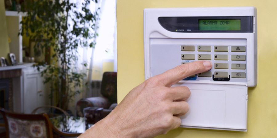 Getting Your Home Security In Check Before Fall